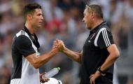 Sarri chỉ ra điểm khác biệt của Ronaldo ở Juventus