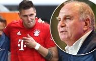 Sếp lớn Bayern: 'Cậu ta có thể quên EURO 2020 được rồi đó'