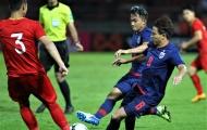 Thái Lan nhận thêm hung tin lực lượng trước trận đấu gặp ĐT Việt Nam