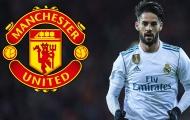 Chuyển nhượng 24/10: Ký gấp 2 'sát thủ', M.U lấy Isco; Cú sốc Mourinho; Barca giật HĐ 200 triệu; Lộ bến đỗ của Ibra
