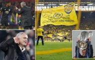 Liệu Mourinho có thành công ở Dortmund?