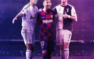 Mở điểm cho Barca, Messi lập liên tiếp 3 kỷ lục khủng