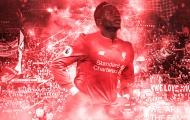 Sadio Mane cán mốc 50 bàn cho Liverpool