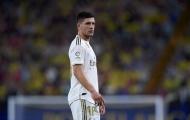 Đây chính là 'kẻ hãm hại' sự nghiệp của Luka Jovic tại Real Madrid?