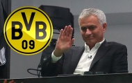 HLV Jose Mourinho không quan tâm đến công việc ở Borussia Dortmund