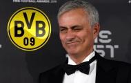 Mourinho sẽ 'đại thành công' cùng Dortmund với 3 sơ đồ chiến thuật sau đây