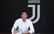 CHÍNH THỨC: Sao trẻ người Triều Tiên đi vào lịch sử Juventus