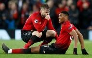 5 'ngọc quý' tụt dốc thê thảm vì chấn thương: Bộ đôi Man Utd; 'Tương lai' nước Pháp