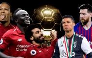 Lionel Messi và những ứng viên đoạt QBV 2019