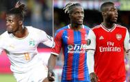 Pepe chạm trán Zaha: Mục tiêu thật và mục tiêu hụt của Arsenal