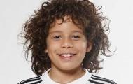 Con trai Marcelo ghi bàn đẹp mắt