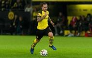 Trong cơn khủng hoảng hàng công, Dortmund nhận thêm tin buồn về chân sút chủ lực