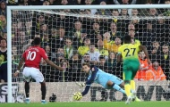 Tỷ lệ chuyển hóa penalty kinh dị của Man Utd!