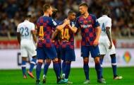 Châu Âu đại chiến, thêm đại gia quyết xâu xé 'kẻ thất sủng' 35 triệu của Barcelona