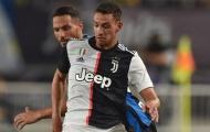 Củng cố hàng thủ, PSG nhắm sao Juventus