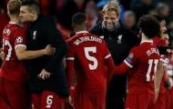 Liverpool đấu Arsenal và đội hình 2 đáng mơ ước của Klopp