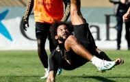 Marcelo khiến đồng đội trố mắt vì kỹ thuật cực dị