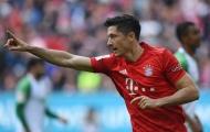 Những điểm nhấn quan trọng vòng 9 Bundesliga: 'Kỷ lục gia' Lewangoalski