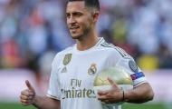Nói rõ 1 điều, Hazard tiết lộ 'kẻ xúi giục' mình đến Real Madrid