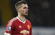 'Thật vinh dự khi được thi đấu cho Man Utd'