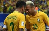 Ngứa mắt vì thói 'ngựa chứng', Alves bất ngờ lên tiếng dạy dỗ Neymar