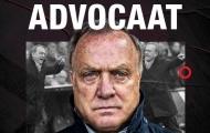 CHÍNH THỨC: Chia tay huyền thoại Man Utd, đại diện Hà Lan bổ nhiệm Advocaat