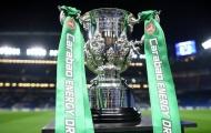 CHÍNH THỨC: Man Utd gặp 'ác mộng' của Tottenham ở tứ kết Carabao Cup
