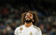 Marcelo: 'Tôi gần như ngạt thở vì Liverpool'
