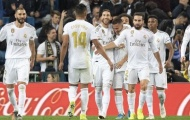 'Quái thú' Real đang khiến cả La Liga phải 'khiếp sợ'!