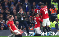Rashford lập siêu phẩm 30m, Man United 'khuất phục' Chelsea đầy kịch tính