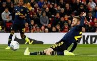 Thua Liverpool, Arsenal còn phải đối diện với một nỗi lo lớn hơn