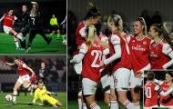 Gỡ gạc cho London, Arsenal hủy diệt đối thủ 8-0 ở Champions League