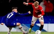 Fan Man Utd: 'Cậu ta tốt hơn Rojo, Young và Shaw cộng lại. Một viên ngọc quý'
