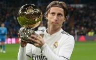 """NÓNG! """"Sếp lớn"""" AC Milan xác nhận việc chiêu mộ Luka Modric"""
