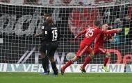 Bayern Munich ghi 3 bàn vào lưới Eintracht Frankfurt