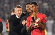 'Lôi vũ chỉ cách anh ta 1 trận ở Man Utd'