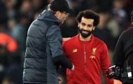 Salah 'mất tích' cả tuần trên sân tập của Liverpool