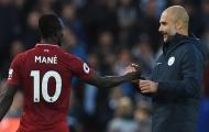 Pep Guardiola: 'Cầu thủ Liverpool đó là chuyên gia ăn vạ'