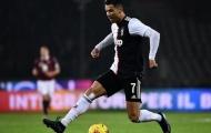 Ronaldo gửi lời yêu thương cho Juventus sau trận thắng Torino