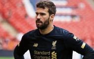 Alisson: 'Tôi khó chịu khi Liverpool làm điều ngu ngốc này'