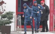 Đây! Những hình ảnh của Kovac trong ngày cuối cùng tại Bayern