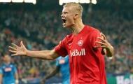 """Juventus, Man Utd chú ý! RB Salzburg đã ra giá cho """"quái thú"""" Na Uy"""