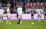 Thảm họa Frankfurt thực sự đã đẩy Bayern đến bờ vực thẳm