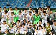 Đội bóng quê hương của thầy Park giành vé vào tứ kết World Cup