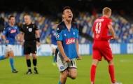 Tung 29 cú sút, Napoli vẫn không thể sớm vượt qua vòng bảng