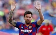 Bất ngờ! 'Kẻ thay thế' nói 1 điều, Messi đã có thể mỉm cười rời Camp Nou