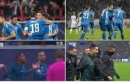 Bị cướp bàn thắng, thái độ của Ronaldo thế nào?