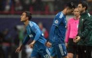 """Huyền thoại Juventus: """"Lẽ ra, Ronaldo không nên tức giận"""""""