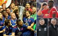 Jose Mourinho đề ra mục tiêu cực chuẩn cho Man Utd và giờ vẫn đúng!
