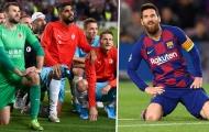 Messi và dàn sao Barcelona bị tố 'khinh người'